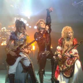 Versailles is listed (or ranked) 4 on the list Japanese Symphonic Metal Bands List