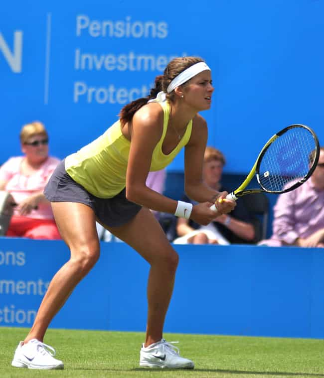 Julia Görges is listed (or ranked) 7 on the list The Best Tennis Players from Germany