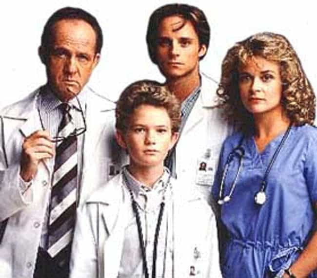 Doogie Howser, M.D. is listed (or ranked) 3 on the list The Best 1980s Teen Shows