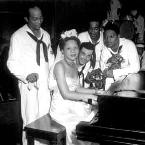 Dorothy Donegan is listed (or ranked) 6 on the list The Greatest Jazz Pianists of All Time