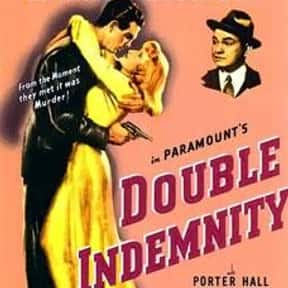 Double Indemnity is listed (or ranked) 14 on the list The Best Movies of 1944