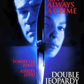 Double Jeopardy is listed (or ranked) 8 on the list The Top 20+ Best Tommy Lee Jones Movies of All Time, Ranked