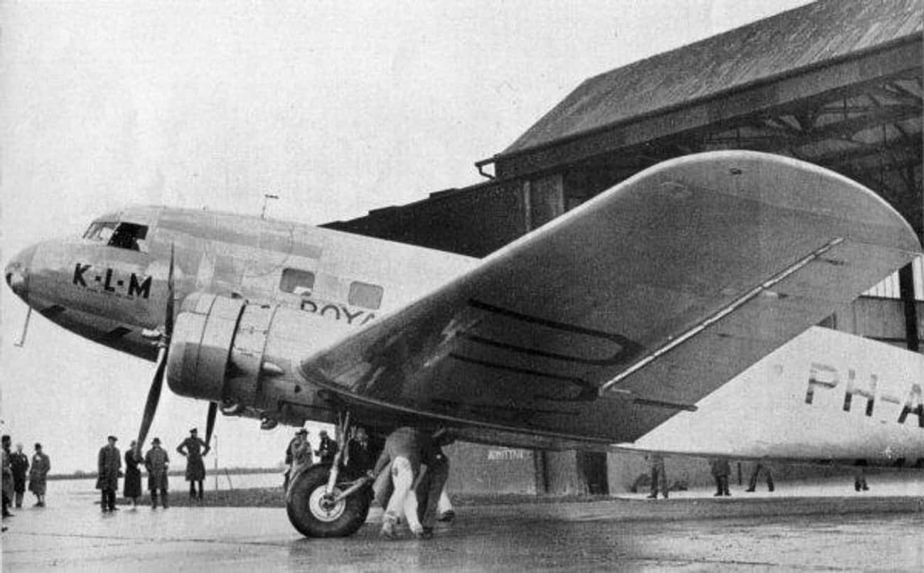 Douglas DC-2 is listed (or ranked) 1 on the list Fokker Airplanes and Aircrafts