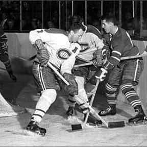 Doug Harvey is listed (or ranked) 24 on the list Famous Hockey Players from Canada