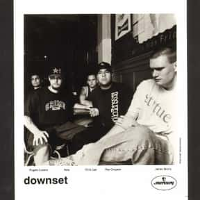 Downset is listed (or ranked) 16 on the list The Best Rapcore Bands
