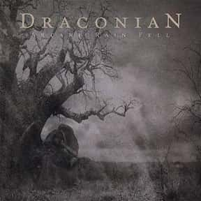 Draconian is listed (or ranked) 10 on the list The Best Gothic Metal Bands