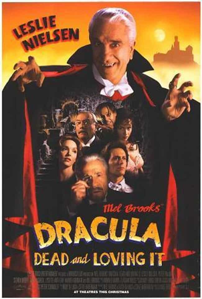 Dracula: Dead and Loving... is listed (or ranked) 1 on the list The 10 Vampire Movies That Don't Suck