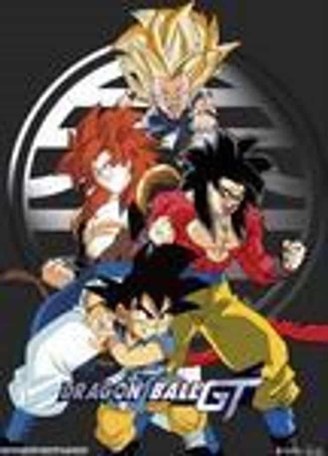 Dragon Ball GT is listed (or ranked) 3 on the list Akira Toriyama Shows and TV Series