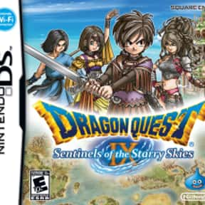 Dragon Quest IX: Sentinels of  is listed (or ranked) 3 on the list Level-5 Games List