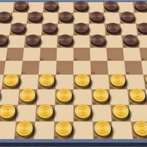 Checkers is listed (or ranked) 17 on the list The Best Games for Kids