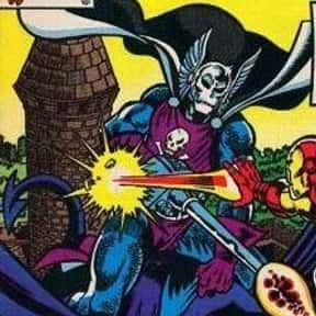 Dreadknight is listed (or ranked) 20 on the list The Best Iron Man Villains Ever