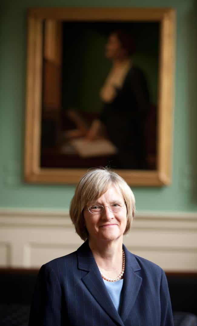 Drew Gilpin Faust is listed (or ranked) 2 on the list Famous Female Historians