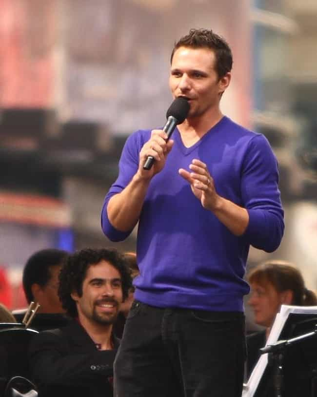 Drew Lachey is listed (or ranked) 4 on the list Famous Friends of Joey Fatone