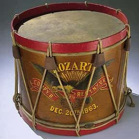 Drum is listed (or ranked) 13 on the list Instruments in the Percussion Family