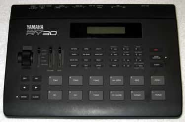 Drum machine is listed (or ranked) 2 on the list Electronic instruments - Instruments in This Family