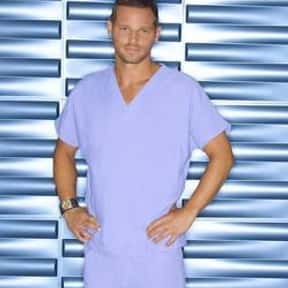 Alex Karev is listed (or ranked) 12 on the list The Best Male Characters on TV Right Now