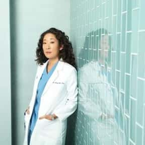 Cristina Yang is listed (or ranked) 8 on the list The Best Female Characters on TV Right Now