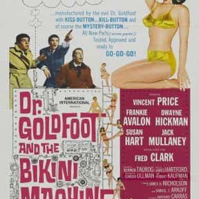 Dr. Goldfoot and the Bikini Ma is listed (or ranked) 19 on the list The Best '60s Beach Movies