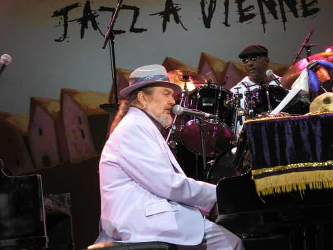 Dr. John is listed (or ranked) 2 on the list The Best New Orleans Rhythm And Blues Bands/Artists