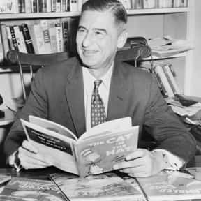 Dr. Seuss is listed (or ranked) 10 on the list Famous People Who Died in California