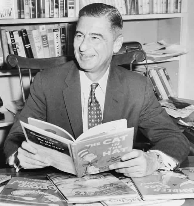 Dr. Seuss is listed (or ranked) 8 on the list The 15 Most Famous Introverts In World History