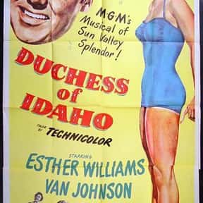 Duchess of Idaho is listed (or ranked) 17 on the list The Best Red Skelton Movies