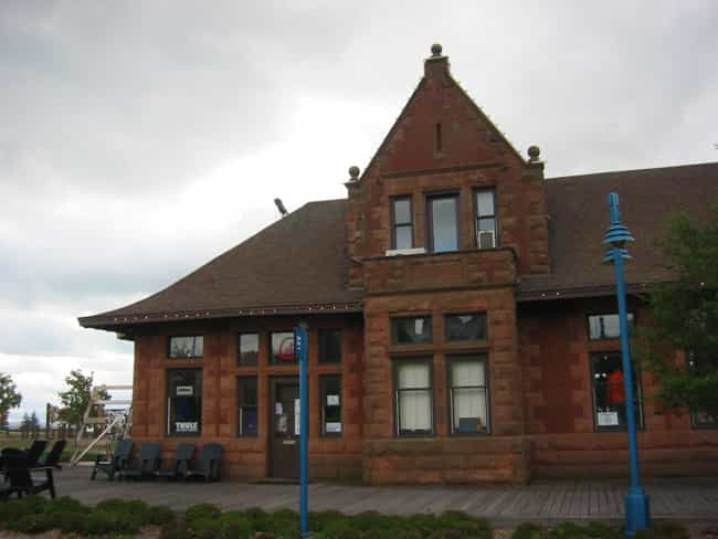 Duluth Missabe and Iron Range ... is listed (or ranked) 3 on the list Duluth Architecture: Famous Landmarks and Buildings