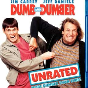 Dumb and Dumber is listed (or ranked) 4 on the list The Funniest '90s Movies