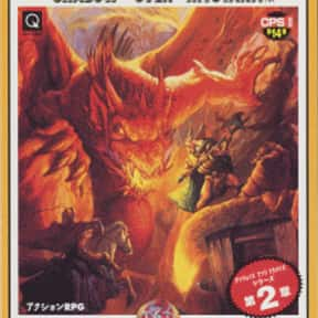 Dungeons & Dragons: Shadow ove is listed (or ranked) 16 on the list The Best Beat 'em Up Games Of All Time