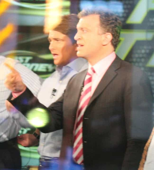 Dylan Ratigan is listed (or ranked) 2 on the list The Top CNBC Employees