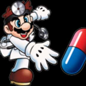 Dr. Mario is listed (or ranked) 19 on the list The Best NES Characters