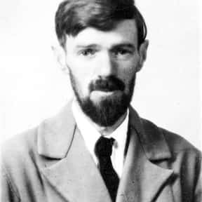 D. H. Lawrence is listed (or ranked) 22 on the list The Best Gay Authors
