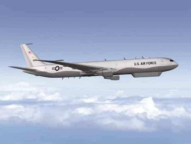 Northrop Grumman E-10 MC... is listed (or ranked) 4 on the list Northrop Grumman Airplanes and Aircrafts