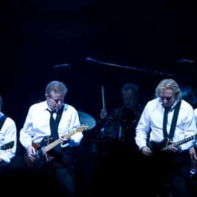 Eagles is listed (or ranked) 13 on the list The Greatest Live Bands of All Time