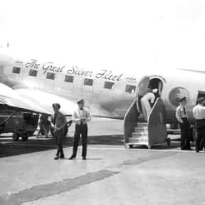 Eastern Air Lines is listed (or ranked) 9 on the list List of Failed Businesses and Unsuccessful Companies