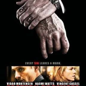 Eastern Promises is listed (or ranked) 22 on the list The Best Movies of 2007