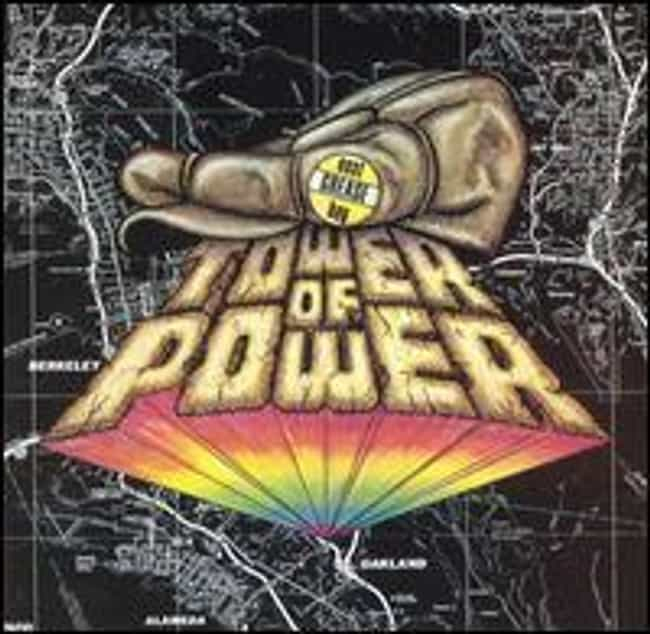 East Bay Grease is listed (or ranked) 4 on the list The Best Tower Of Power Albums of All Time