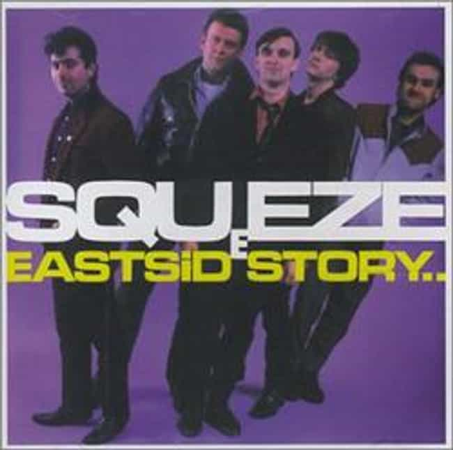 East Side Story is listed (or ranked) 1 on the list The Best Squeeze Albums of All Time