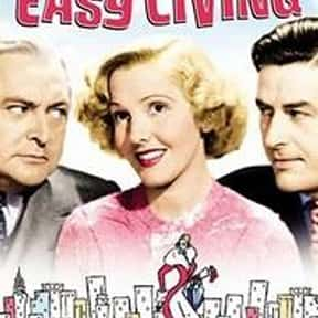 Easy Living is listed (or ranked) 12 on the list The Best '30s Romantic Comedies