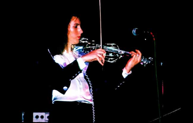 Eddie Jobson is listed (or ranked) 3 on the list Famous Violinists from England