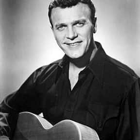 Eddy Arnold is listed (or ranked) 15 on the list The Greatest Classic Country & Western Artists Of All-Time
