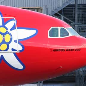 Edelweiss Air is listed (or ranked) 19 on the list List of Vancouver International Airport Airlines
