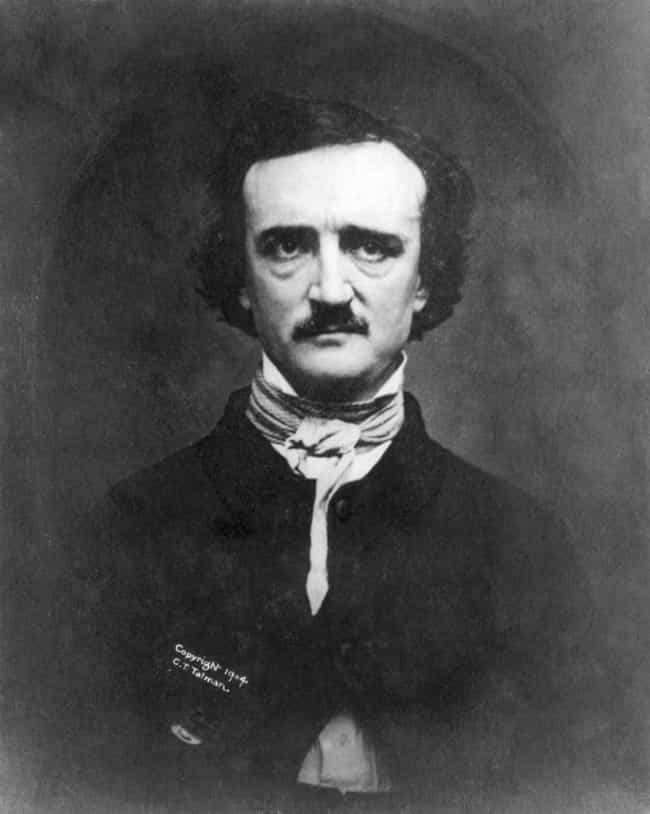 Edgar Allan Poe is listed (or ranked) 1 on the list List of Famous Magazine Editors