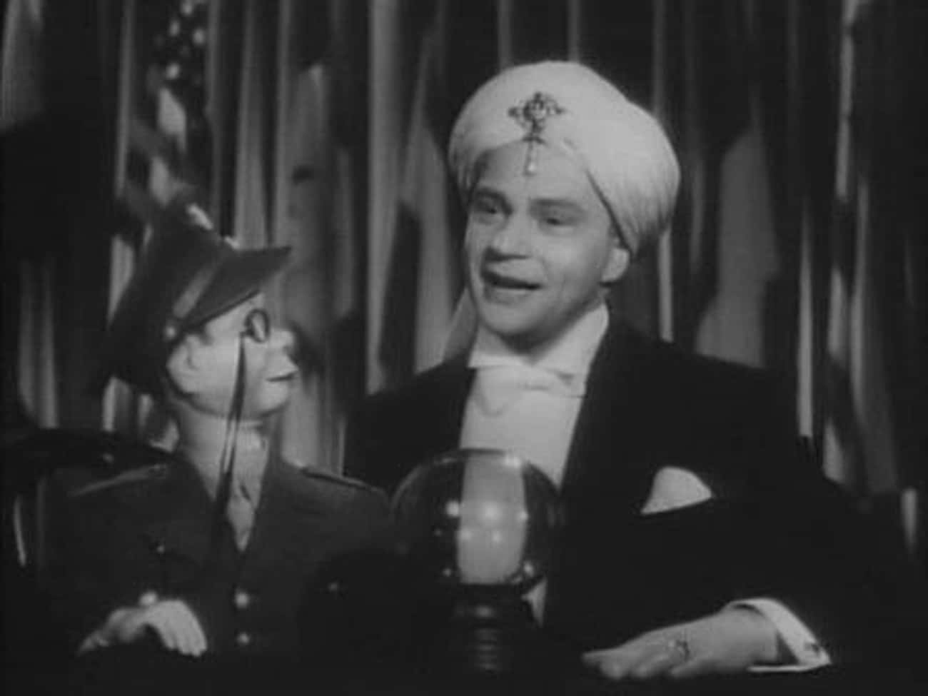 Edgar Bergen is listed (or ranked) 3 on the list Famous Male Ventriloquists
