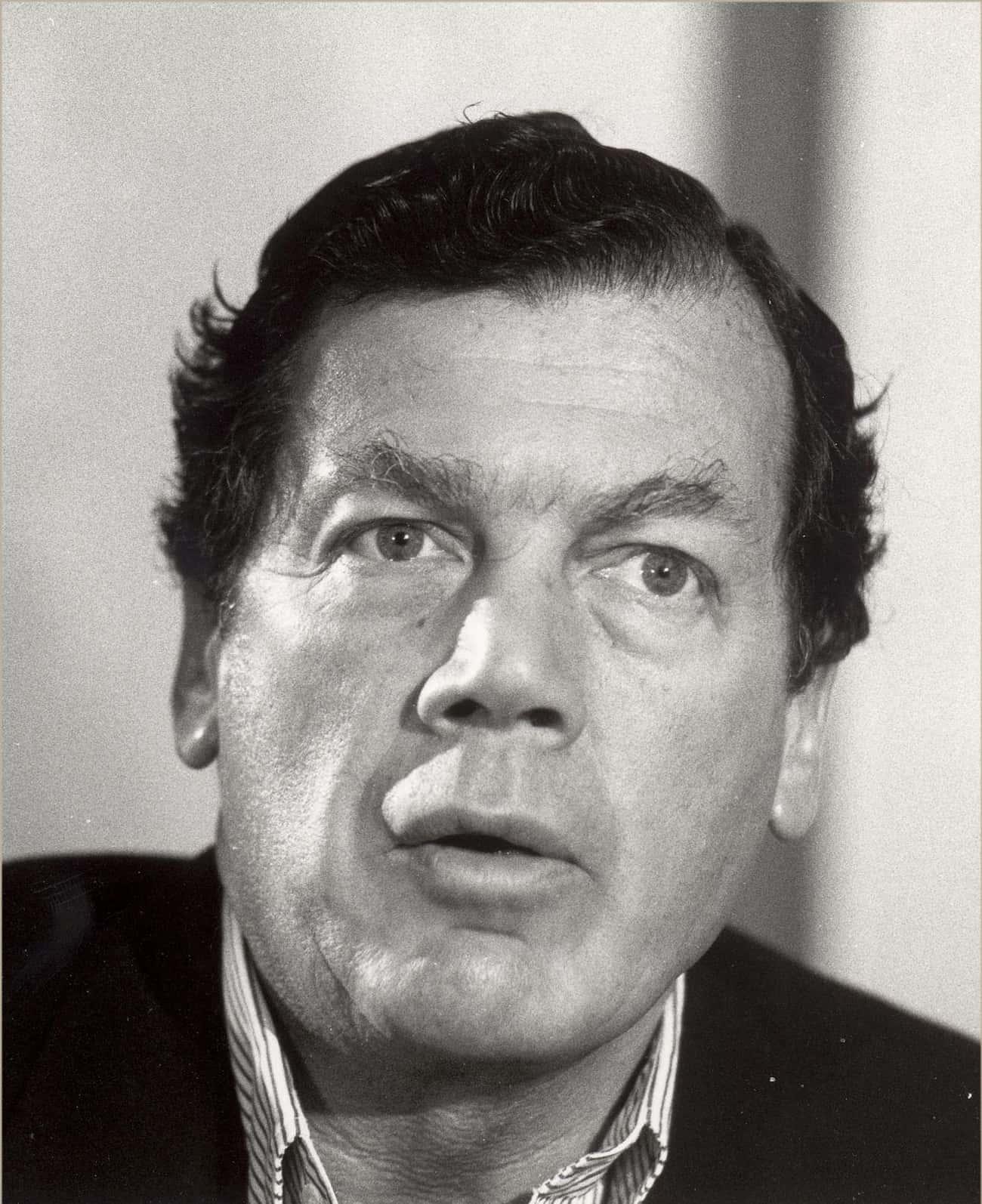 Edgar Bronfman, Sr.