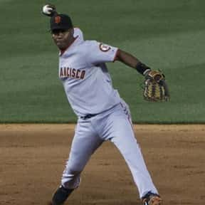 Edgar Rentería is listed (or ranked) 23 on the list List of Famous Baseball Shortstops