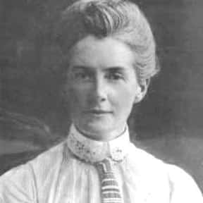 Edith Cavell is listed (or ranked) 25 on the list The Most Inspiring (Non-Hollywood) Female Role Models