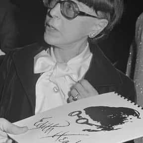 Edith Head is listed (or ranked) 20 on the list Famous University Of California, Berkeley Alumni
