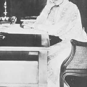 Edith Wharton is listed (or ranked) 13 on the list The Best Female Authors of All Time