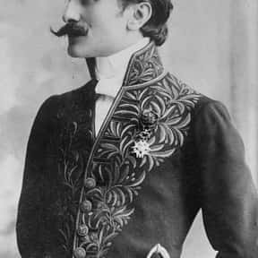 Edmond Rostand is listed (or ranked) 2 on the list Famous People From Marseille